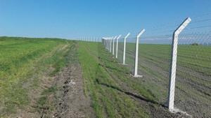 dekoratif tel çit uygulama resimleri