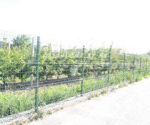 dekoratif panel çit 2